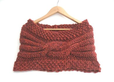 Big Cable Cowl / Stole