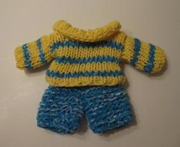 Knitkinz Sweater and Pants