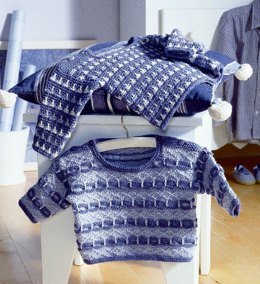 Pullover in Schachenmayr Egypto Cotton - 4857 - Downloadable PDF