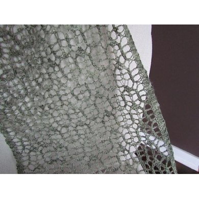 Tilde Lace Wrap and Scarf