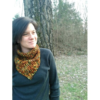 I've Made My Point Triangle Cowl