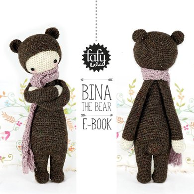 Lalylala Bina the bear