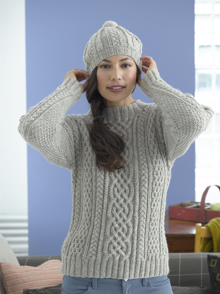 Free Sweaters & Jumpers Patterns | LoveKnitting