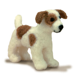 Dimensions Dog Felted Character - Needle Felting Kit -