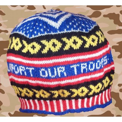 Troop Support Hat