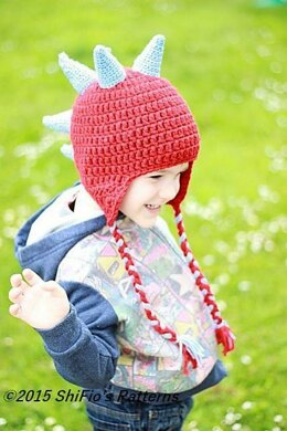 William's Hat Crochet Pattern #317