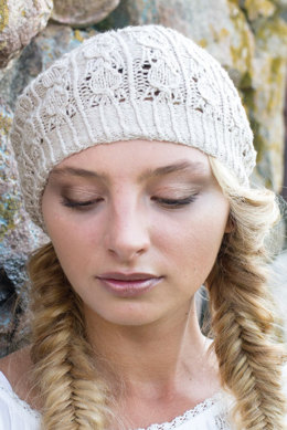 Semillon Hat in Berroco Summer Silk - 384-6 - Downloadable PDF