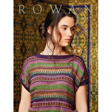 Rowan Knitting and Crochet Magazine #55