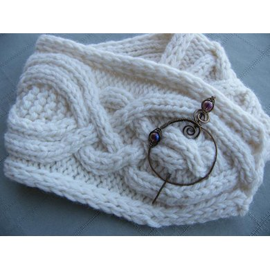 Riverport cable cowl