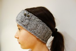 Owl in The Forest Headband