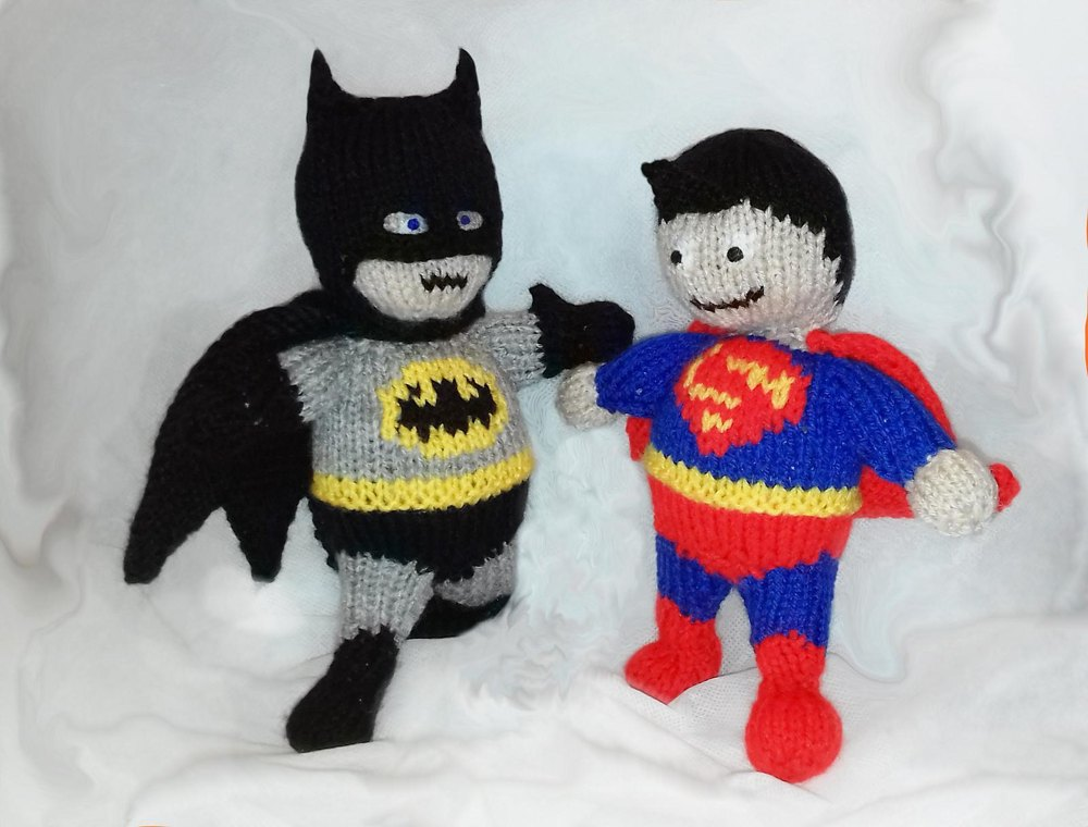 The Joker (Batman) Amigurumi Crochet Pattern | 760x1000