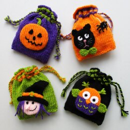 Bags of Halloween Fun