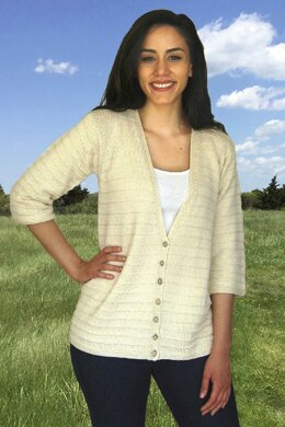 Captiva Cardigan to Knit