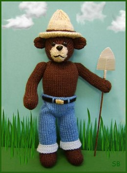 Granger the ranger bear