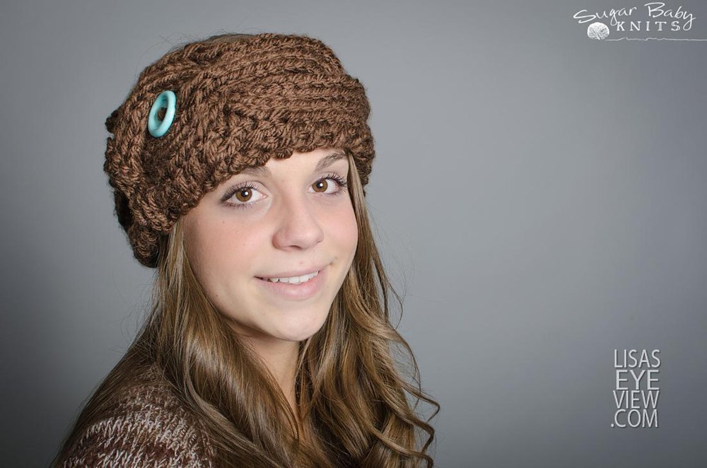 Chunky Cabled Headband/Earwarmer - Knit Knitting pattern ...