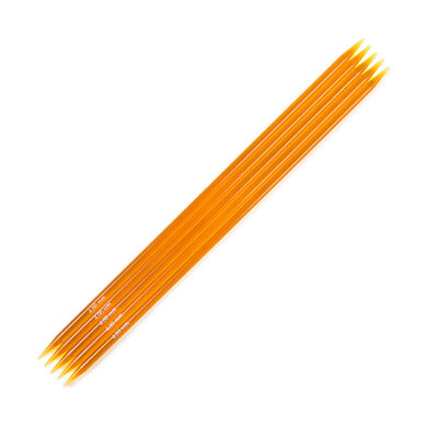 KnitPro Trendz Double Point Needles 20cm (Set of 5)
