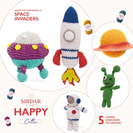 Happy Cotton - 12 - Space Invaders by Sirdar