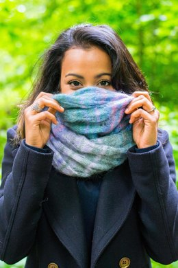NORTHERN LIGHTS snood