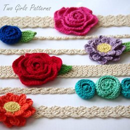 Ultimate Headband Pack of Flowers and Lace