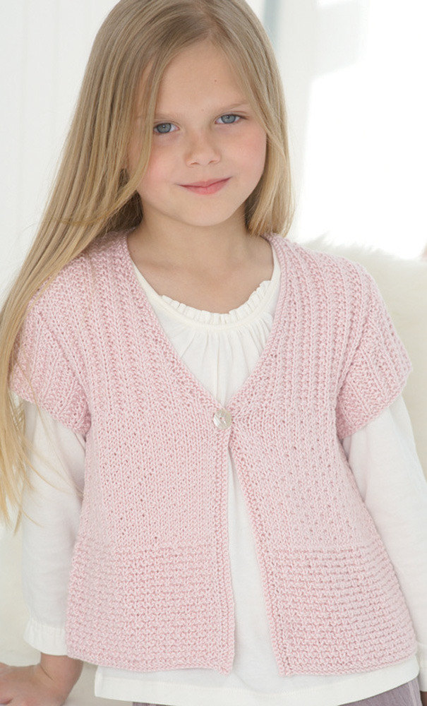 d21b60b7e Cardigans in Sirdar Snuggly Baby Bamboo DK - 1802 - Downloadable PDF