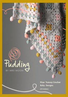 Nine Yummy Crochet Baby Designs