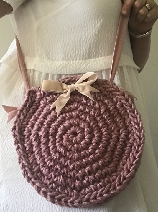 Crochet jute bags for summer