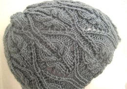 Lydia Cabled Hat
