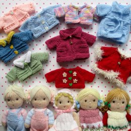 Pretty Doll Clothes