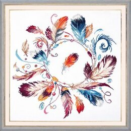 Oven Dreamcatcher Cross Stitch Kit