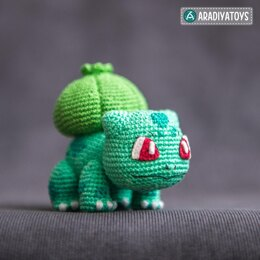 Bulbasaur by AradiyaToys