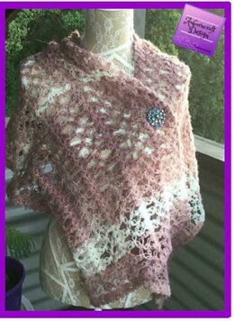 Mended Fences Shawl
