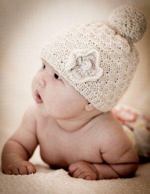 Amika Hat - Baby Cakes by Little Cupcakes - BC12