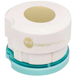 """We R Memory Keepers 2"""" Clear-Cut Punch - Circle"""