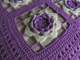 Irish Rose Afghan