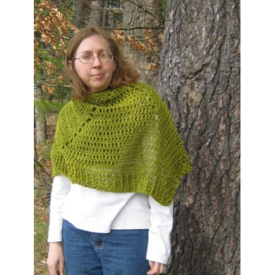 Lake Chargoggag Shawl