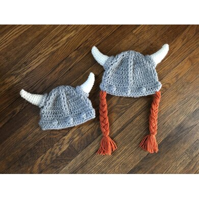 Viking Warrior Helmet Hat