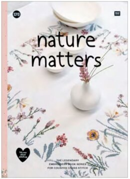 Book - 170 Nature Matters by Rico