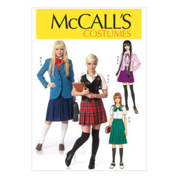 McCall's Misses' Costumes M7141 - Sewing Pattern