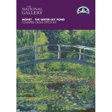 DMC The National Gallery - Monet - Water-Lily Pond