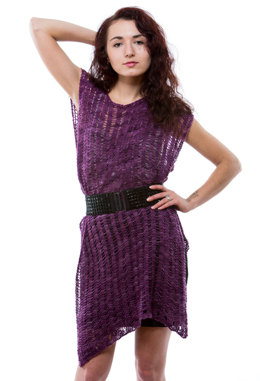Transformation Tunic in Artyarns Ensemble Light - E220