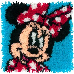 Dimensions Disney Latch Hook Kit - Minnie Mouse