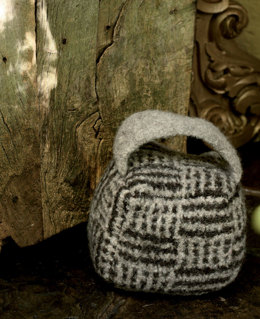 Rotherby Doorstop in Rowan British Sheep Breeds Boucle