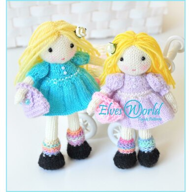 Molly and Dolly dolls