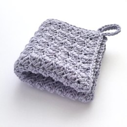 Patterned Washcloth