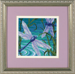 Dimensions Dragonfly Pair Tapestry Kit