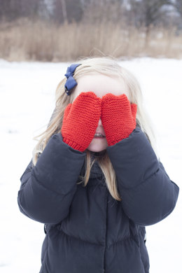 Lindgren Mittens in MillaMia - Downloadable PDF