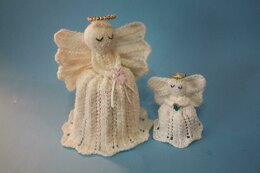 Christmas Angels-Knit