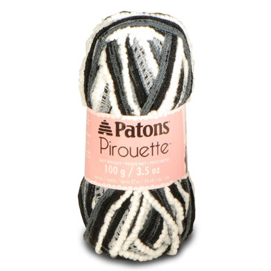 Patons Pirouette Crochet Yarn Wool Lovecrochet