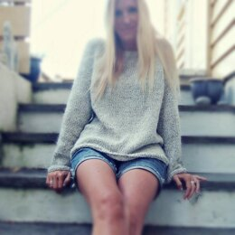 Stockinette Sweater