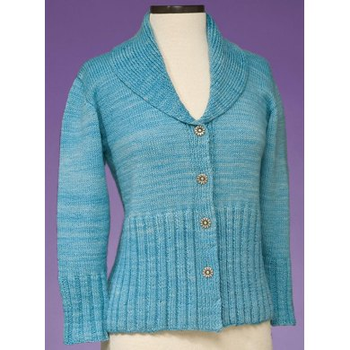 Simple Cardigan 168 Knitting Pattern By Sue Mccain Knitting